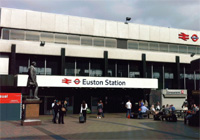 Euston Airport Transfer