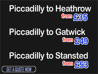 Piccadilly prices